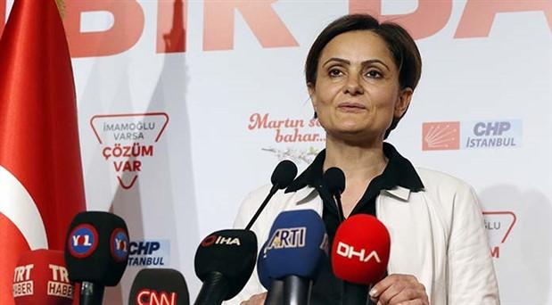 CHP'li Kaftancıoğlu'ndan dava açıklaması: Tek gündemim İstanbul