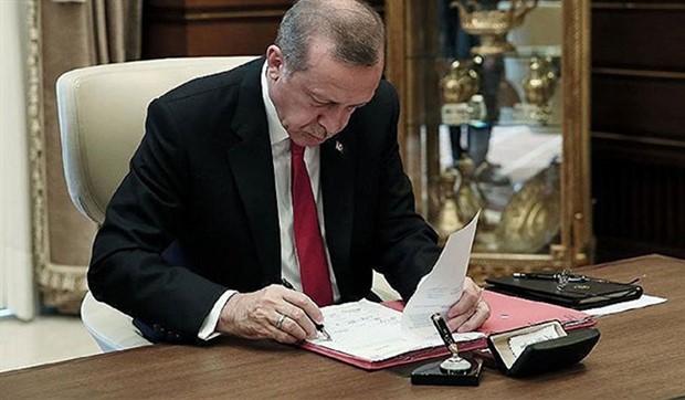 Erdoğan 11 üniversiteye rektör atadı