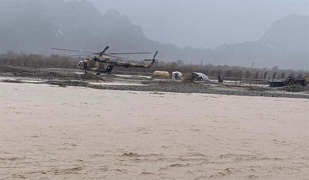 Afganistan'da sel felaketi: 21 ölü