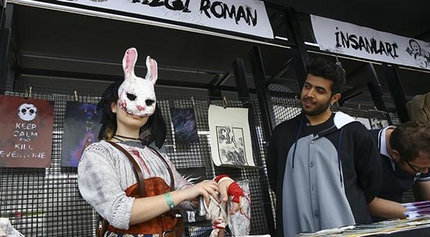 Ankara'nın ilk çizgi roman festivali başladı