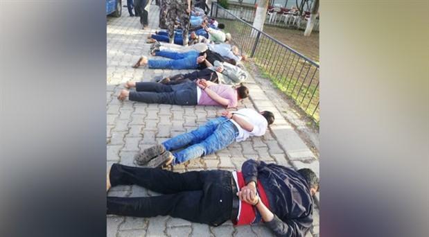 Halfeti'de gözaltına alınanların gözaltı süresi uzatıldı