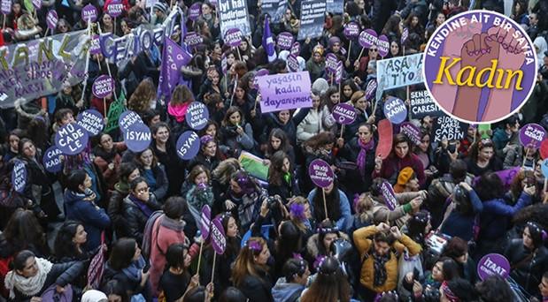 Her 10 kadından 7'si kendini  güvende hissetmiyor: Erkekler dijital dünyada da kadına şiddet uyguluyor