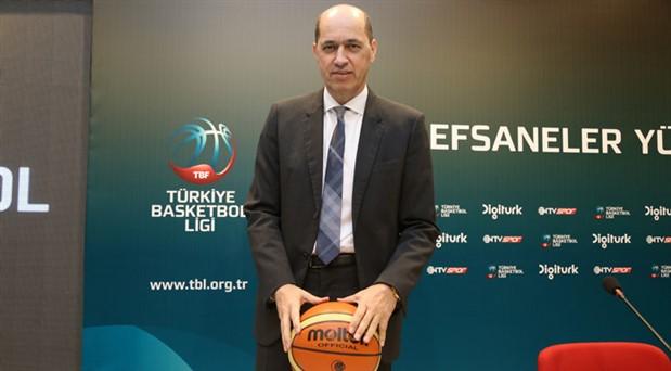 Turgay Demirel yeniden FIBA Avrupa Başkanı seçildi