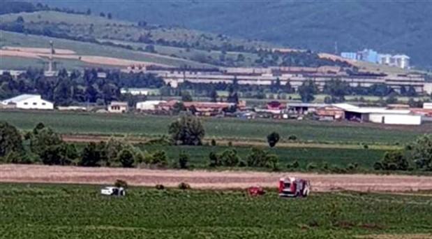 Bulgaristan'da uçak kazası: Kulüp başkanı hayatını kaybetti