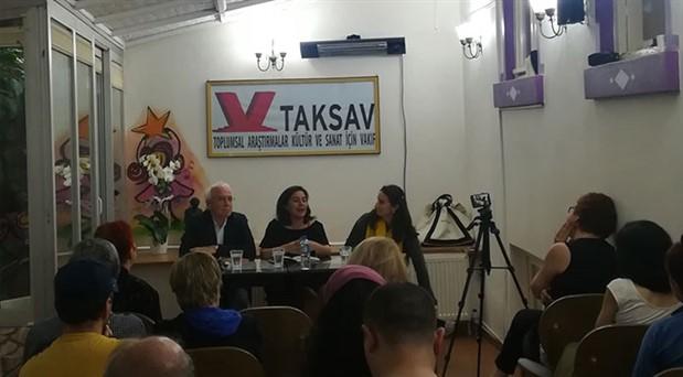 TAKSAV'da 'çocuk edebiyatı ve hayal gücü' etkinliği