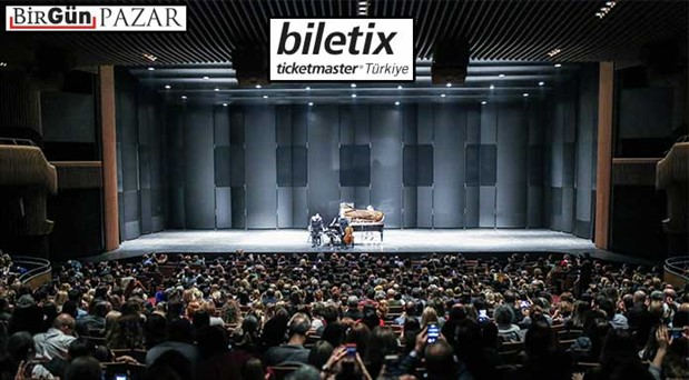 Türkiye'nin bilet tekeli olarak Biletix
