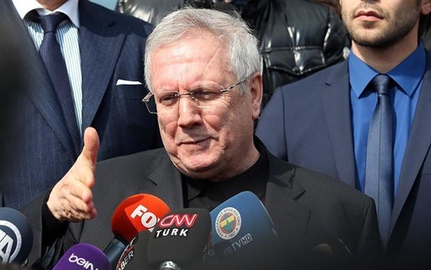 Aziz Yıldırım: Fenerbahçe'de bir daha yönetici olarak yer almam
