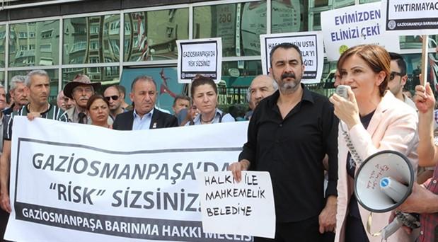 Kaftancıoğlu: Bir avuç insana rant yaratmak için mücadele edenler kaybedecek