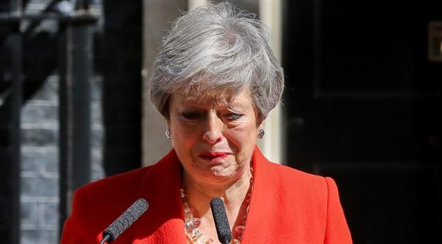 Theresa May'den geriye kalanlar