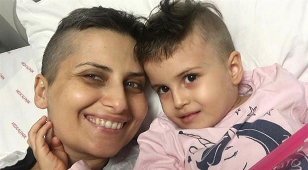 Öykü Arin'e anneden nakledilen ilik tutmadı: Yeniden çağrı yapıldı