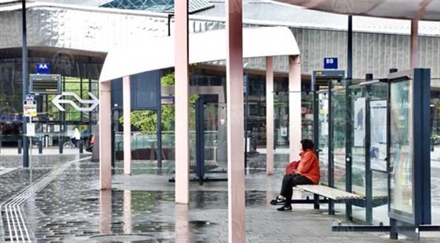 Hollanda'da  24 saatlik grev