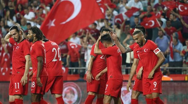 Türkiye, Yunanistan karşısında kazandı