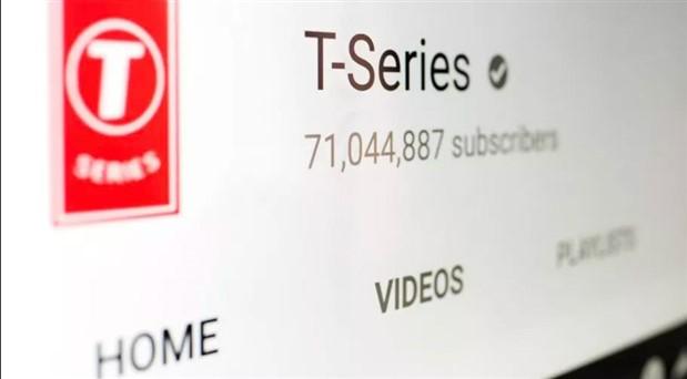 T-Series, 100 milyon aboneye ulaşan ilk YouTube kanalı oldu