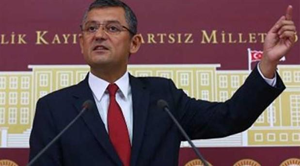 CHP'li Özel: Yurttaştan Osmanlı tokadı beklediler, demokrasi  tokadı yediler