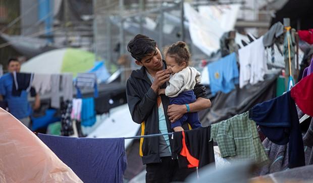 Hollanda'da mülteci kampında kalan 1600'den fazla çocuk kayıp