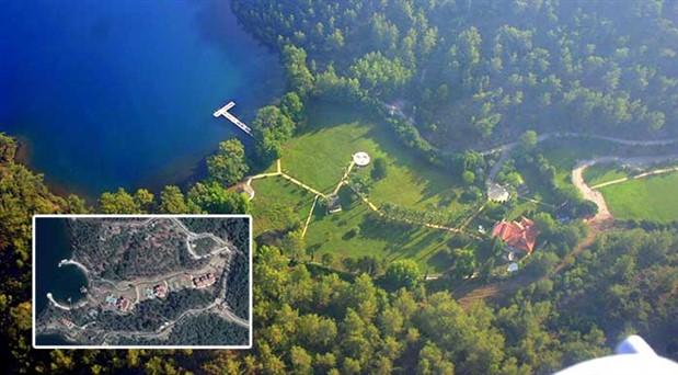 'Yazlık Saray'a 30 milyon ödenek