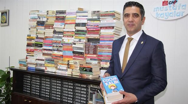 Menderes'te sokak kütüphanesi kurulacak
