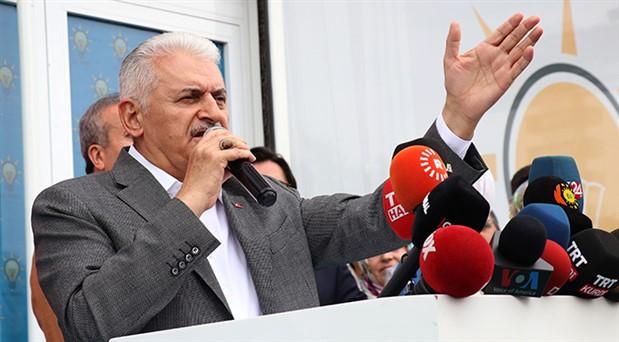 Yıldırım: Kürdistan mebusu da Lazistan mebusu da vardı