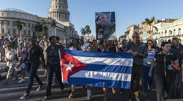Küba'dan ABD'nin ambargolarına tepki: Zaferi biz kazanacağız