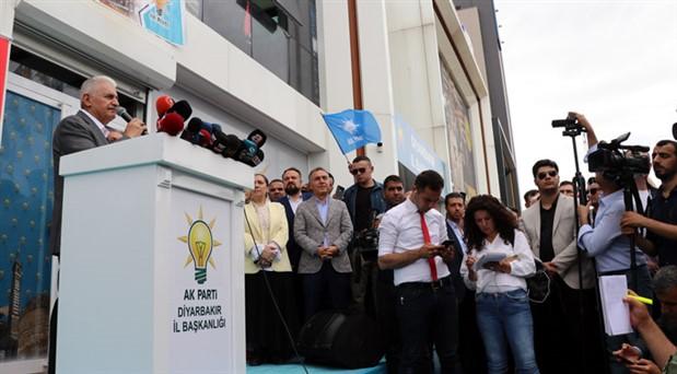 AKP'den Kürdistan açılımı: İstanbul Binali Yıldırım'a Kürtçe öğretti