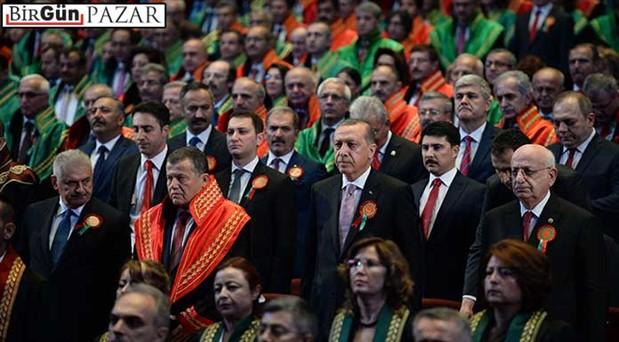 AKP ve yargı strateji planı