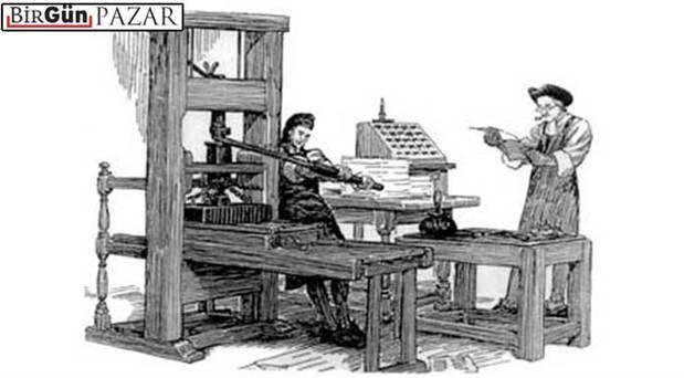 Bilgi kirliliğine dair  Gutenberg'den neler öğrenebiliriz?