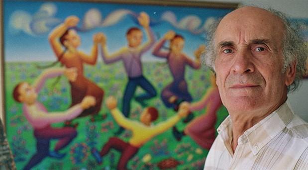 Ressam İbrahim Balaban hayatını kaybetti