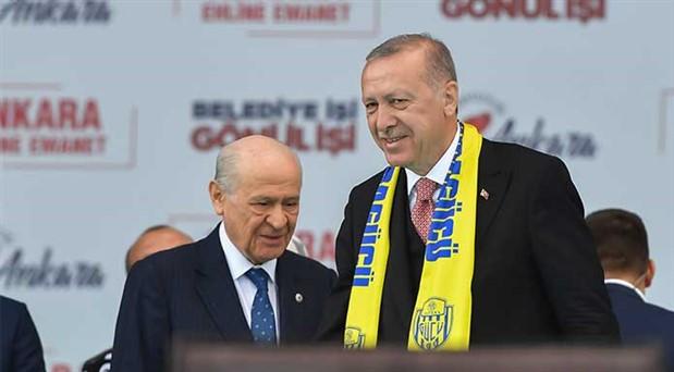 23 Haziran Erdoğan'ı koruma seçimi: Yenilirse Yıldırım yenilsin