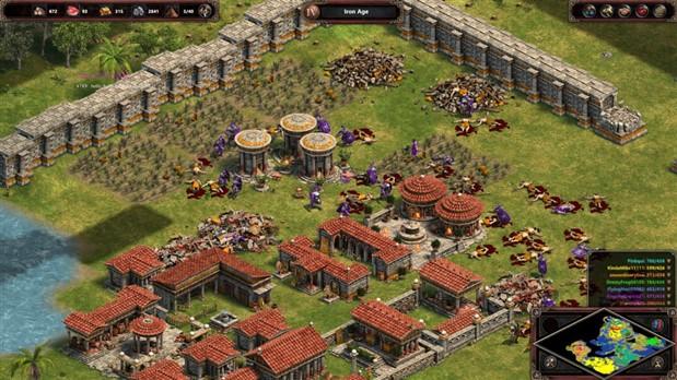Age of Empires II geri dönüyor