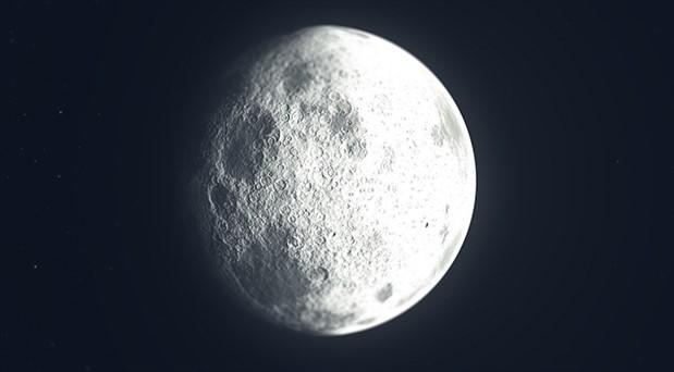 Ay'ın yüzeyinde gizemli bir kitle keşfedildi