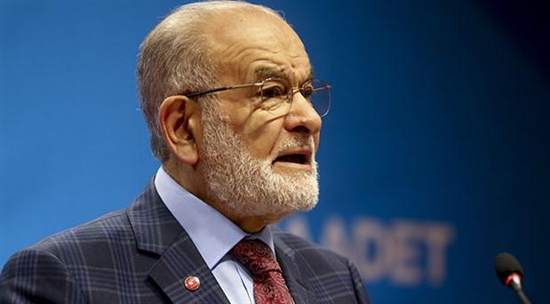 """Karamollaoğlu'na """"terörle irtibatlı"""" diye pasaport vermemişler"""