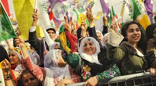 Oy için yapılan açılıma Kürt seçmenden destek gelmedi