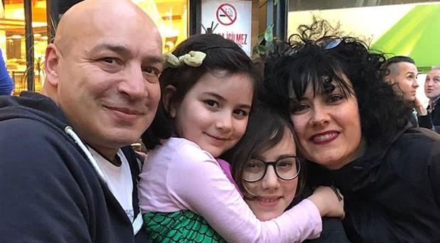 Oyuncu Ceren Erginsoy'un eşi ve kızı darp edildi