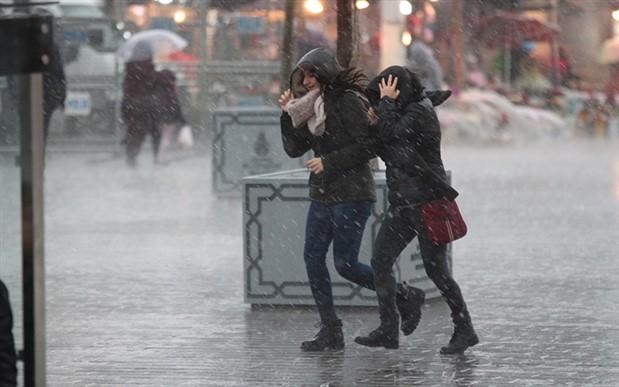 Meteoroloji'den İzmir'e uyarı