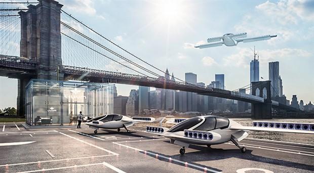 Uber, uçan taksi için üç şehir belirledi