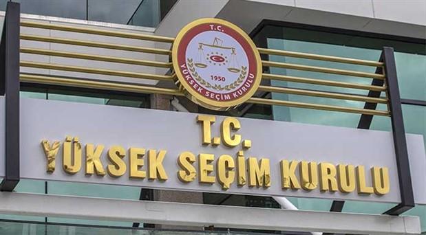 YSK, AKP'nin başvurusunu reddetti: Takdir HSK'de