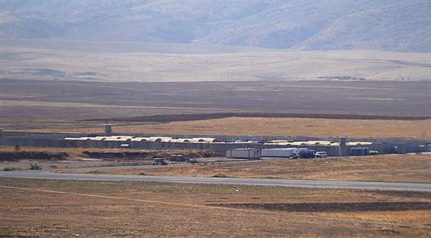 Irak'ta ABD'li askeri danışmanların bulunduğu hava üssüne havan saldırısı