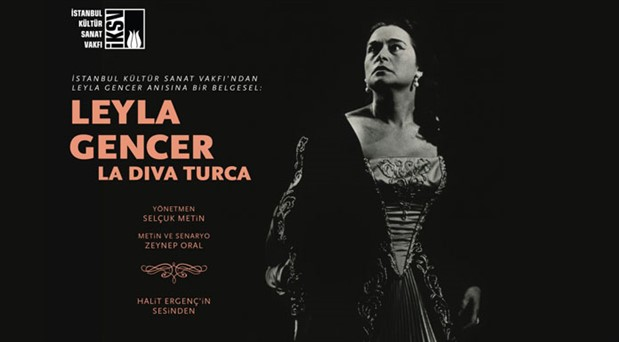 'La Diva Turca Leyla Gencer' belgeseli İzmir Festivali'nde