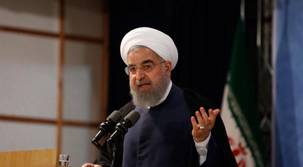 Ruhani: İran nükleer anlaşmaya tek başına devam edemez