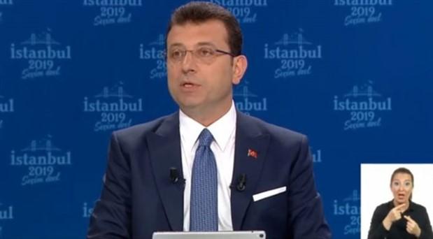 Anadolu Ajansı'ndan Ekrem İmamoğlu'na yanıt