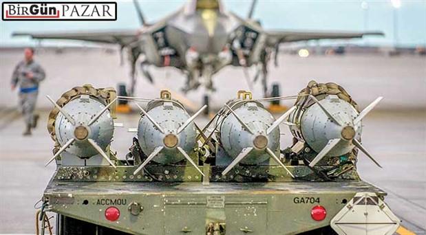 Elde patlayan füzeler