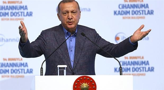 Erdoğan: Herkesi kucaklamak için geliyorum diyen kişi, bu milletin, devletin valisine it diyor