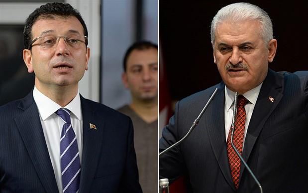 İstanbul seçimine 6 gün kaldı: İmamoğlu ve Yıldırım bugün ne yaptı?