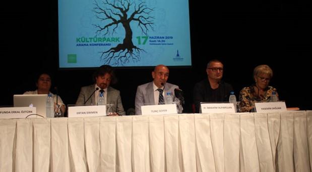 İzmirlilerin karar alma süreçlerine katılacağı 'Arama Konferansı' başladı