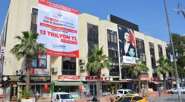 AKP'li belediye döneminde reklam ve ağırlamaya 13 milyon TL'lik harcama