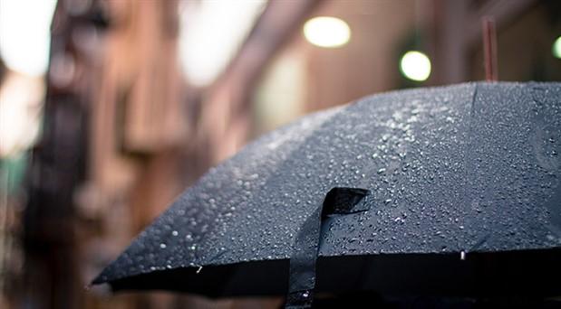 Meteorolojiden 59 il için yağış uyarısı