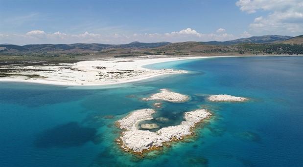 Salda Gölü'ndeki gölet projesine mahkemeden iptal kararı