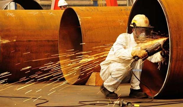 Sanayi üretiminde düşüş devam ediyor: Son 8 aydır daralıyor