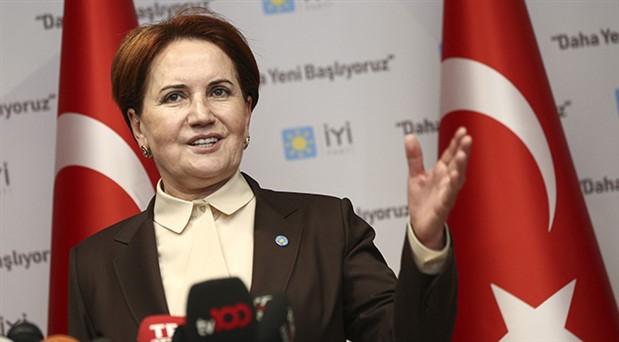 Akşener'in Beyoğlu ziyaretine Valilik yasağı