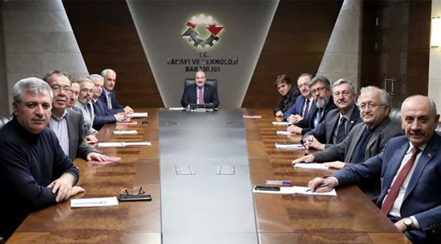 Akademi Konseyi'ne Başkanlık modeli